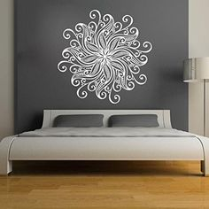 Mandala Wall Stickers Decals Indian Pattern Yoga Oum Om Sign Decal Vinyl Home Decor Art Murals Bedroom Studio Window Ah84 WallTattooHome https://www.amazon.ca/dp/B017T58TOW/ref=cm_sw_r_pi_dp_poh9wbB4857WA