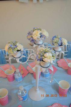 Cinderella Princess Birthday Party Ideas | Photo 13 of 28 | Catch My Party