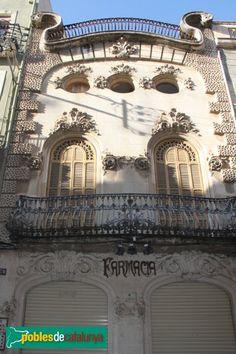 Vilafranca del Penedès - Casa Guasch i Estalella (Foto: Albert Esteves, 2012)