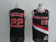 http://www.xjersey.com/blazers-22-drexler-black-jerseys.html Only$34.00 #BLAZERS 22 DREXLER BLACK JERSEYS #Free #Shipping!