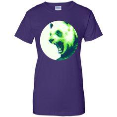 Save the Pandas Panda Earth Day T-Shirt