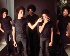 The Jackson Five Young Michael Jackson, Photos Of Michael Jackson, The Jackson Five, Jackson Family, 3t Jackson, Jackie Jackson, Randy Jackson, Familia Jackson, The Jacksons