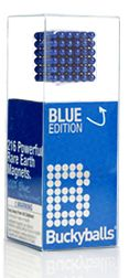 I want Bucky Balls Blue Edition! Thank you!