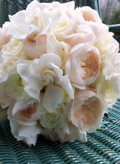 The Bouquets of Ascha Jolie via botanical brouhaha