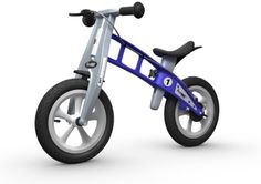 FirstBIKE Street Bike with Brake Award-winning German design No-stress method of learning to ride a bike Teaches balancing and braking Forget the training wheels