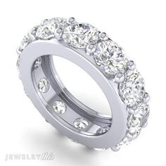 Rings » Eternity Band » 3D CAD jewelry model » Jewelrythis