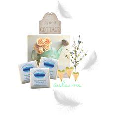 Herbal Bouquet #1 by winnipesaukee on Polyvore www.winnisoapco.com #handmade #soap #herbal #madeinnewhampshire #shoplocal #fresh