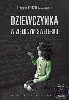 Okładka książki Dziewczynka w zielonym sweterku