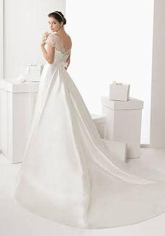 Rosa Clará Wedding Dresses - The Knot