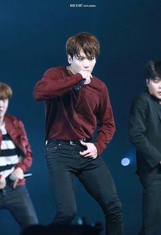 JungKook #thighs follow my thighs pinboard :D
