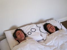 Dreamy Pillowcases - so cute!