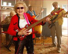 Living life to the fullest, lol, Go Betty! I love this show! #offtheirrockers