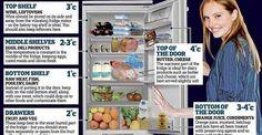 Οργάνωση ψυγείου: Πώς θα παρατείνετε τη διάρκεια ζωής των τροφίμων: http://biologikaorganikaproionta.com/health/247272/