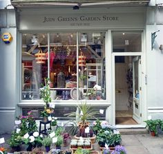 Judy Green's Garden Store, image by Homegirl London