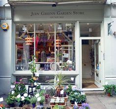 Judy Green's Garden Store, image by Homegirl London