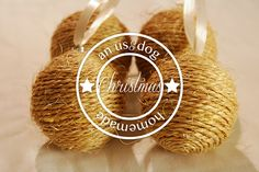 6 Wonderful and Simple DIY Christmas Tree Decorations You'll Love Making