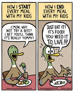 10 Comics That Hilariously Sum Up Parenthood -This is everyday with Josie!