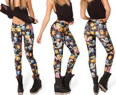 314536f713a25 Adventure Time Bro Ball Leggings 2014 fashion new women Digital print Pants