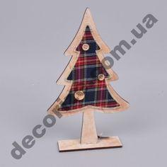 """елка деревянная на подставке """"барбери"""" большая"""