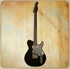 Fab fab fab Gustavsson guitar from www.crguitars.com