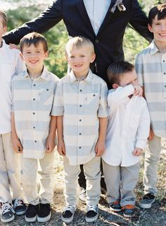 Eye spy: http://www.stylemepretty.com/2015/09/04/smp-wedding-bloopers-kid-edition/