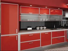 43 best aluminium kitchen images aluminium kitchen cabinets rh pinterest com