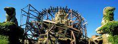Disneyland Paris Rides | Indiana Jones™ and the Temple of Peril