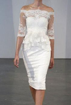 wedding dress for second marriage