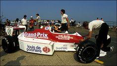 Thierry Boutsen, Arrows A6
