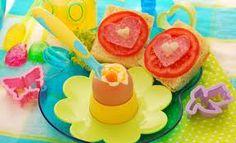 spring breakfast for toddler