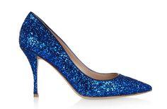 Miu Miu Escarpins Glitter. they are soo cute