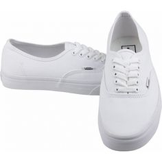 b955ec6481f45 VANS - Tênis authentic Vans - branco - OQVestir
