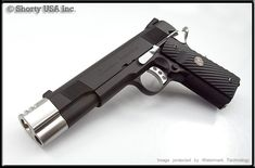 SOCOM Gear M1911 Punisher Full Metal Gas Blow Back Airsoft Pistol - AIRSOFT SHORTY USA