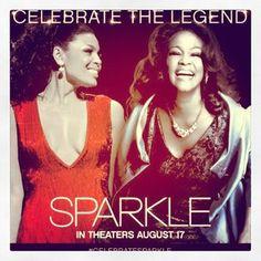 Sparkle Fan Art by Paris Morgan - @Jordin Sparks Whitney Houston #WhitneyHouston