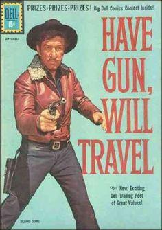 Have Gun Will Travel   Richard Boone