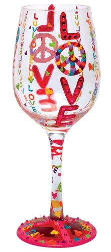 Lolita Wine glasses Love them!