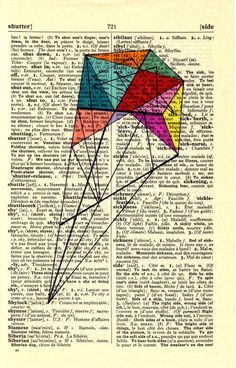 Shutter Prism Art Print