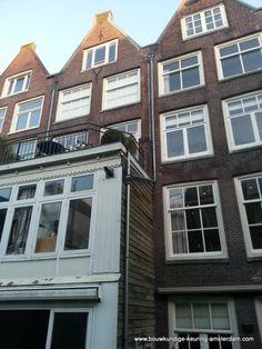 Prinsengracht 822 Amsterdam - Fred Tokkie heeft de bouwkundige keuring uitgevoerd.