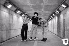 Block B's subunit BASTARZ release seductive group photos in preparation for their debut!   allkpop.com