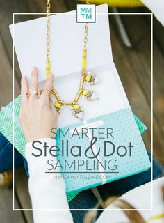 Great tips and tricks for Stella & Dot stylists!  Learn how to fund buying your samples, create a sampling budget & rank potential pieces!