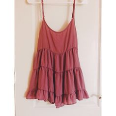 TAKING OFFERS✨Rare Rose Pink Jada Super rare rose pink rayon Jada!! I'm not sure if I want to sell so I'm taking offers! Not my picture, it belongs to the person I bought the dress from! Lmk if you want more pics☺️! Ⓜ️ercari preferred✔️ CO: 55 on Posh Brandy Melville Dresses Mini