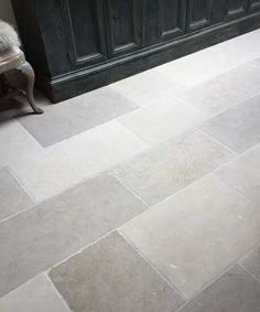 Paris Casa limestone is the perfect choice for  anyone looking for rustic stone tiles. This antiqued limest floor features pale beige and grey tones throughout http://www.naturalstoneconsulting.co.uk/antique-limestone-paris-casa-limestone-flooring