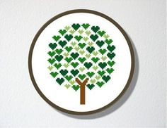 by Etsy    by Etsy        Looks like a super simple pattern.    Counted Cross Stitch Pattern PDF Tree Of Hearts By CharlotteAlexander - $4.00 »