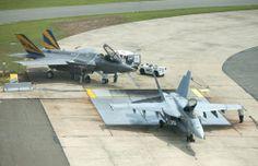 F-18 & F-35