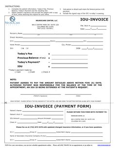 How to write letter of consent with downloadable sample for How to write an iou template