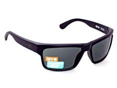 Frazier/Matt Black/Grey Green/59/16 #spy #sunglasses #optofashion To Spy Frazier είναι μια κοκκάλινη μάσκα ηλίου με μαύρο ματ πλαίσιο και γκρι-πράσινο φακό. Το σχήμα της ικανοποιεί και αγκαλιάζει αρμονικά το προσώπο. Επέλεξε το Spy Frazier/Matt Black/Grey Green και απόκτησε ένα ιδιαίτερο σπορ στυλ.
