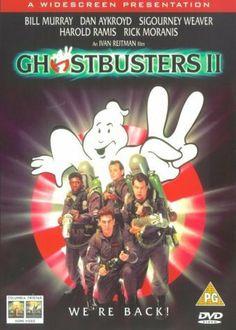 Ghostbusters II 1989