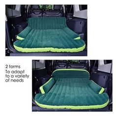 23 Best Inflatable Air Beds For Car Truck Back Seat And
