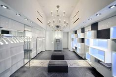 Philipp Plein ( Fashion Store) Store by Courtesy of AquiliAlberg