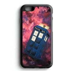 Nebula Comic Tardis Doctor Who iPhone 7 Case